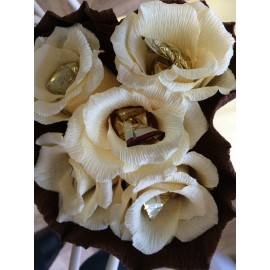 Букет от бонбони Романтичен жест